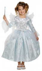Cinderella Movie Fairy Godmother Deluxe Toddler / Child Costume