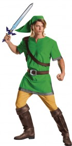 Legend of Zelda Link Classic Teen Costume