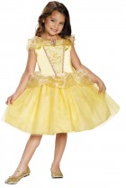Disney Beauty and the Beast Belle Classic Toddler / Child Costume