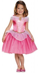 Disney Sleeping Beauty Aurora Classic Toddler / Child Costume