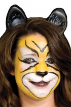 Woochie Cat Kitty Face Adult Latex Prosthetic Mask