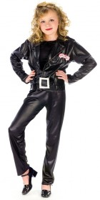 Grease Cool Sandy Child Girl's Costume
