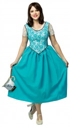 Once Upon a Time Belle Adult Costume