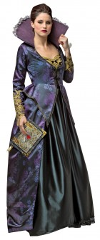 Once Upon a Time Evil Queen Regina Adult Plus Costume