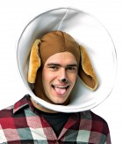 Dog in Cone Adult Headpiece