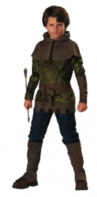 Robin Hood Child Boys Costume