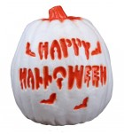 Happy Halloween Pumpkin Light Up Halloween Prop With Sound