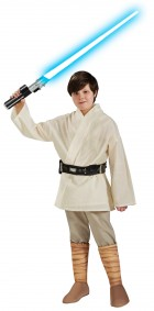 Star Wars Luke Skywalker Deluxe Child Costume