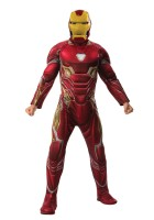 Avengers Infinity War Iron Man Deluxe Adult Costume