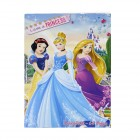 Disney Princess Scrapbook Drawing Notebook