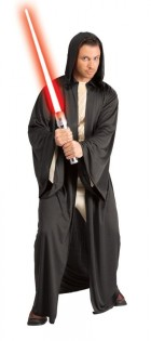Star Wars Hooded Sith Robe Adult Costume