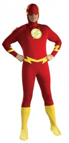 The Flash Adult Costume Medium
