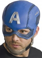 Captain American Civil War Adult Mask Costume Accessory