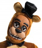Five Nights at Freddy's Freddy Fazbear Child 3/4 Mask Costume Accessory