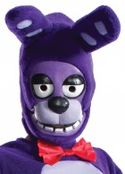 Five Nights at Freddy's Bonnie Child 3/4 Mask Costume Accessory