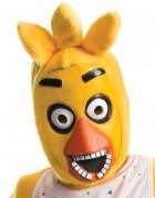 Five Nights at Freddy's Chica Child 3/4 Mask Costume Accessory