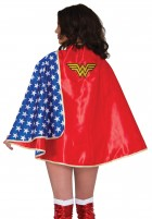Wonder Woman Deluxe Adult Cape Costume Accessory