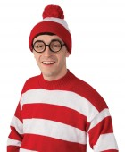 Where's Waldo Deluxe Adult Hat