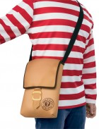 Where's Waldo Messenger Bag Costume Accessory