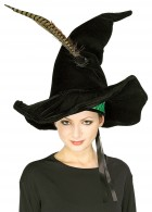 Harry Potter - Minerva McGonagall Hat with Feather Adult Costume Accessory
