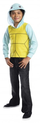 Pokemon Squirtle Child Hoodie Large