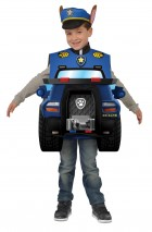 Paw Patrol Chase Deluxe Toddler / Child Costume