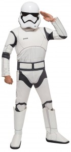 Star Wars Episode VII The Force Awakens Stormtrooper Child Costume