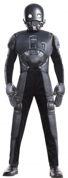 Star Wars Rogue One K-2SO Deluxe Child Costume
