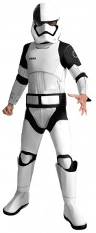 Star Wars Episode VIII The Last Jedi Executioner Trooper Child Costume Small