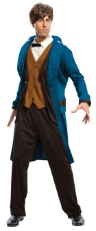 Fantastic Beasts And Where To Find Them Newt Scamander Deluxe Adult Costume