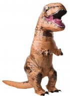 Jurassic World T-Rex Inflatable Adult Costume With Sound