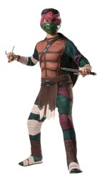 Teenage Mutant Ninja Turtles Movie Raphael Adult Costume
