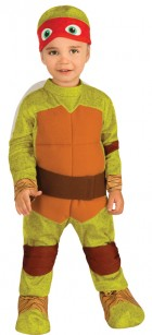 Teenage Mutant Ninja Turtles Raphael Toddler Costume