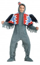 The Wizard of Oz Winged Monkey Adult Costume Standard