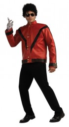 Deluxe Michael Jackson Thriller Jacket Adult Costume