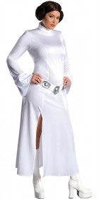 Star Wars Sexy Princess Leia Adult Plus Women's Costume
