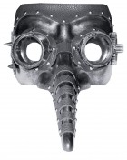 Steampunk Mask Long Nose Adult Costume Accessory