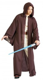 Star Wars Jedi Robe Deluxe Adult Costume