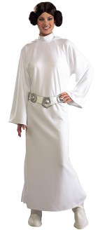 Star Wars Princess Leia Deluxe Adult Women's Costume