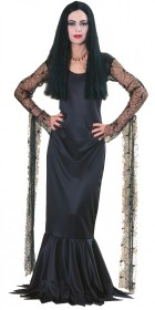 The Addams Family  Morticia  Adult Women's Costume