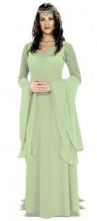 The Lord of the Rings Queen Arwen Deluxe Adult Women's Costume