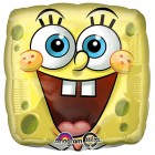 SpongeBob SquarePants Square Face 45cm Foil Balloon