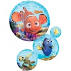 Shape Finding Nemo & Friends 55cm x 71cm Foil Balloon