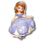 Shape Sofia the First Pose 88cm Foil Balloon