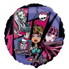 Monster High Group 45cm Foil Balloon