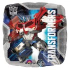 Transformers Animated 2 Sided 45cm Foil Balloon