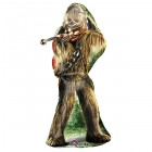 Shape Chewbacca Star Wars 43cm x 96cm Foil Balloon