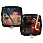 Star Wars Episode VII The Force Awakens Characters 45cm Foil Balloon