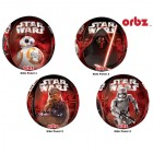 Shape Orbz Star Wars Episode VII The Force Awakens Characters Foil Balloon