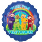 Time for Teletubbies Shape Group Foil Balloon